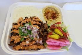 Beef Shawarma Plate 1