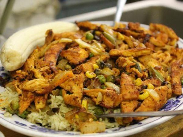 Sports Chicken and Beef Suqaar (Serves 2-4) 1