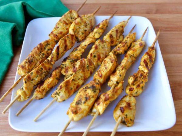 Chicken Kebab/Skewer 1