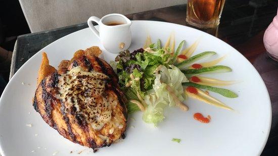 Sports Chicken Steak (Serves 2-4) 1