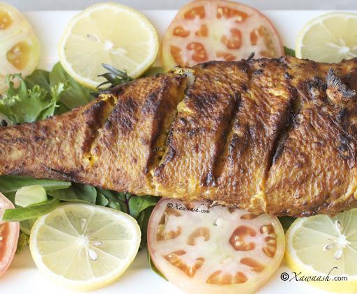 Fried Fish 1
