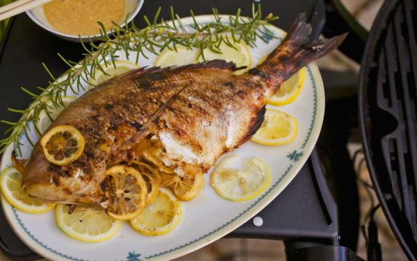 Grill Fish 1