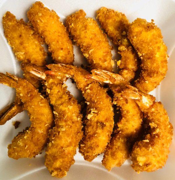 Jumbo Fried Shrimp 1