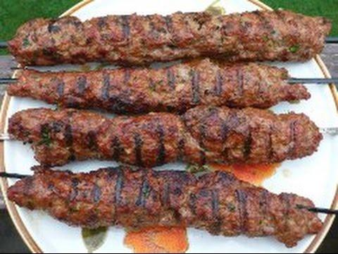 Kofta Kebab/Skewer 1