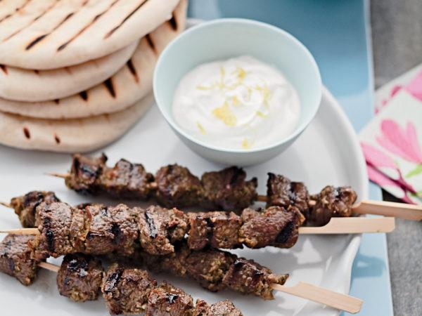 Lamb Kebab/Skewer 1