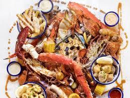 Golden Fingers Sea Food Feast (Serves 2-4) 1